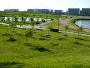 Через год в москве откроется парк
