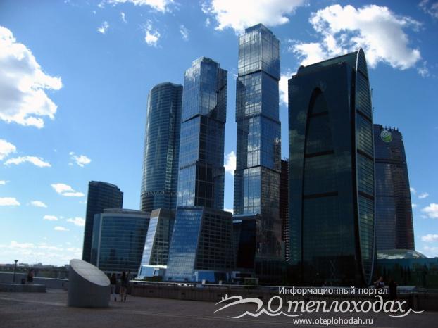 Одним из новейших комплексов и одновременно достопримечательностей  российской столицы стал Московский Международный Деловой Центр Москва-сити. de4e1e421e3